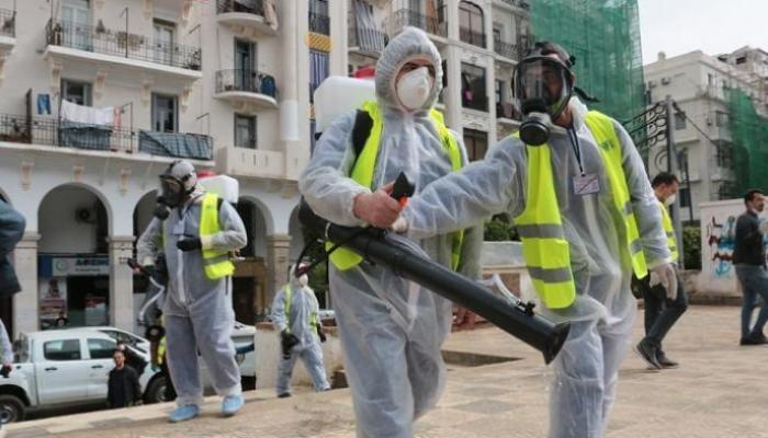 الجزائر تمد حظر التجوال