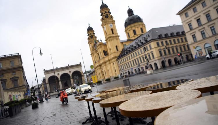 عزل عام في بعض المدن الألمانية