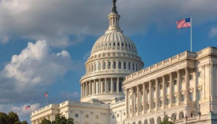 مبني الكونجرس الأمريكي