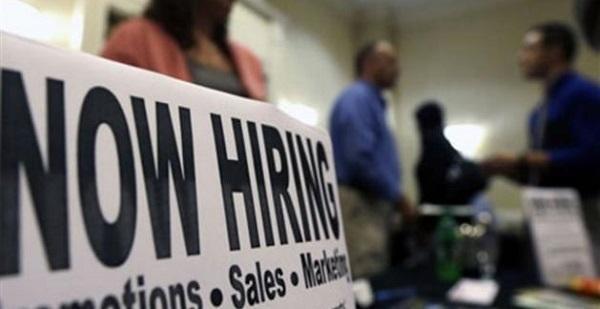 معدل البطالة الأمريكية