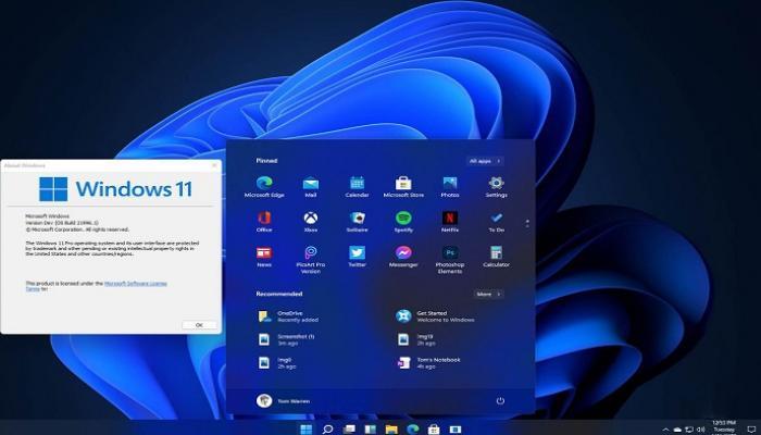 نظام التشغيل Windows 11