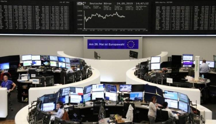 الاسهم الأوروبية