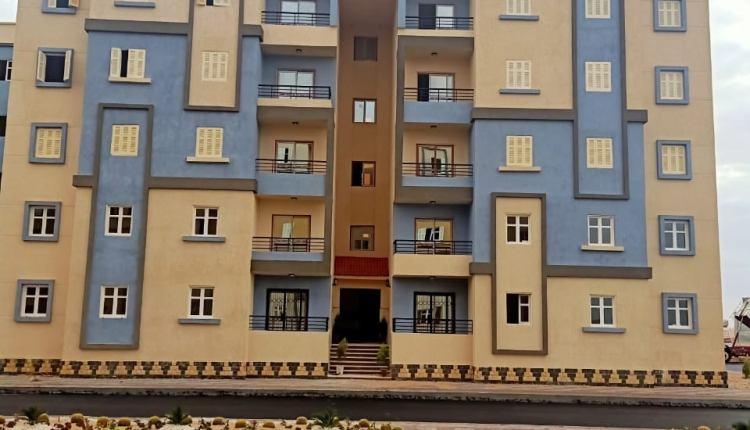 فتح باب الحجز على وحدات سكنية كاملة التشطيب بالتقسيط على 30 عام