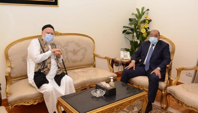 وزير التنمية المحلية يبحث مع مصر الخير دعم القرى الأكثر احتياجاً