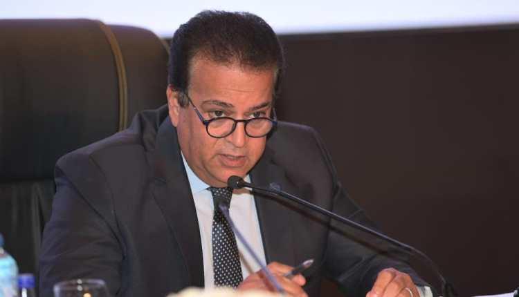 الدكتور خالد عبدالغفار، وزير التعليم العالي والبحث العلمي