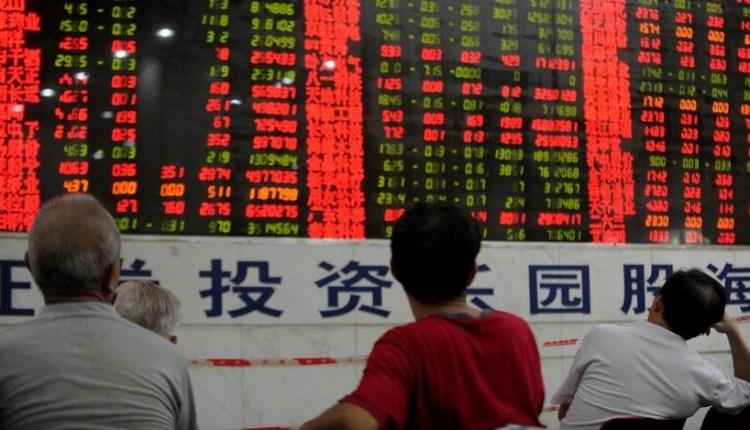 القيمة السوقية للأسواق الصينية