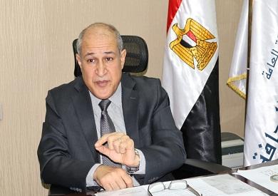 اللواء عمرو اسماعيل رئيس هيئة المواني البرية والجافة
