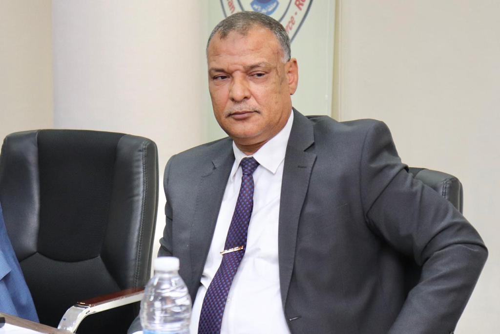 خالد رضا رئيس الغرفة التجارية بمحافظة البحر الاحمر
