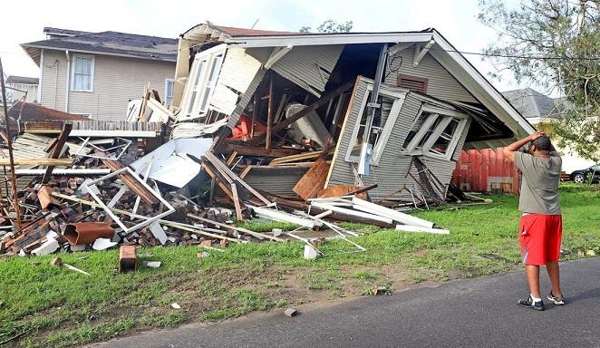إعصار «إيدا»
