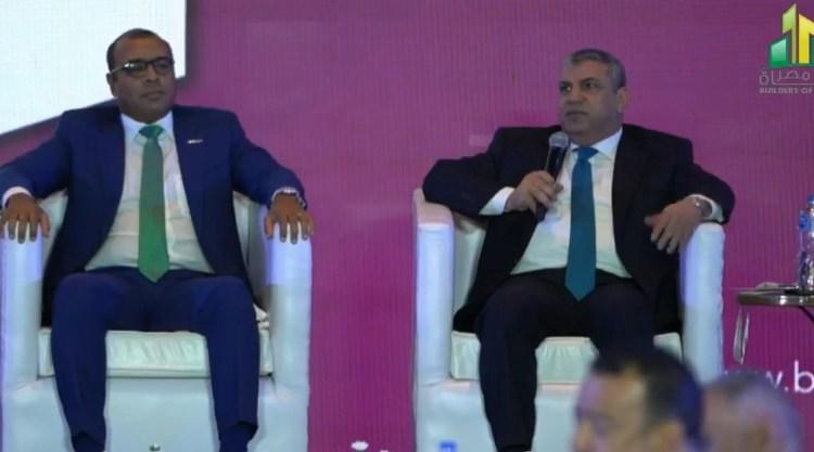 على سنافي رئيس اتحاد المقاولين العرب