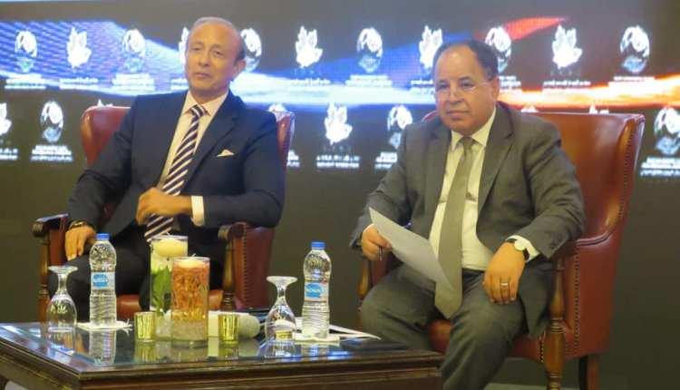 وزير المالية مجلس الأعمال المصري الكندي
