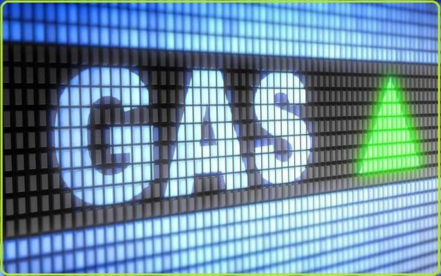 أسعار الغاز العالمية
