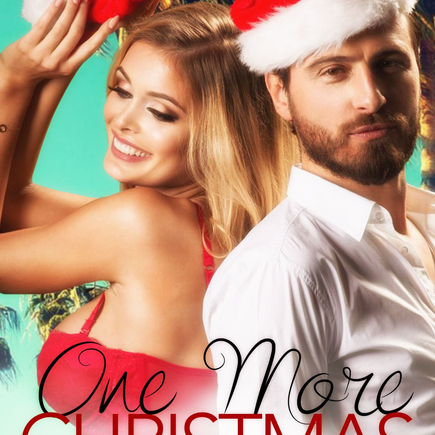 One More Christmas – Cover Reveal
