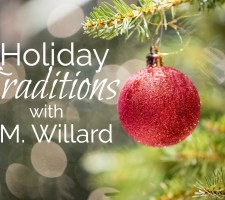 Holiday Traditions… Do you Have one?