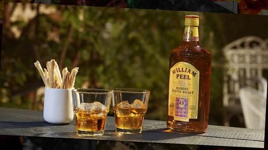 Whiskey William Peel.