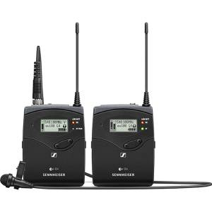 [BUY-NEW] Sennheiser EW 112P G4 – A Omni-directional Wireless Lavalier Microphone System