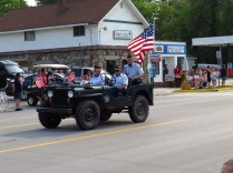 Jeep of veterans, always one of my favorites.