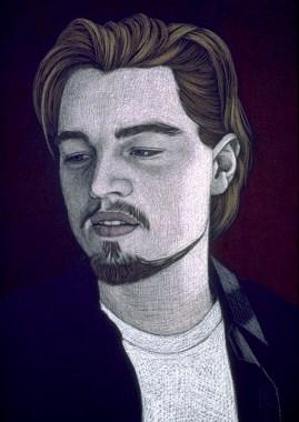 Amy Adler Photographs Leonardo DiCaprio