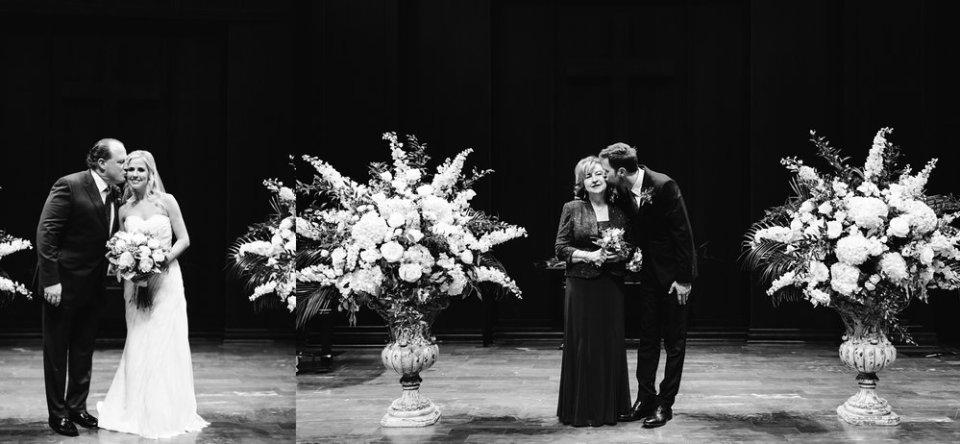Romantic Winter Wedding in Nashville | Amy Allmand photography