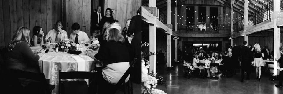 Romantic Winter Wedding | Amy Allmand photography