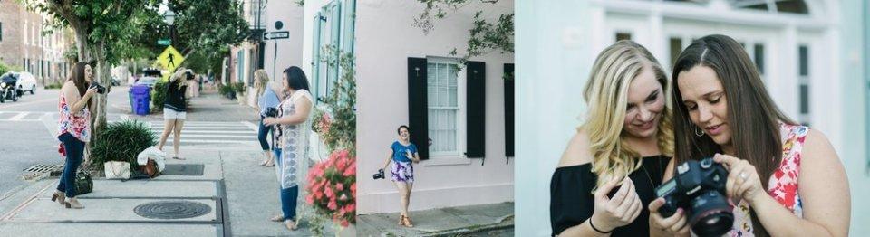 HTP Alumni Retreat in Charleston | Amy Allmand photography