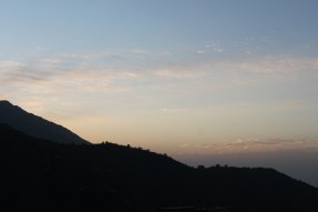 Dawn creeping Oct 10
