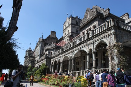Historical Viceregal Lodge, current home of Indian Institute of Advanced Studies (Grad School)