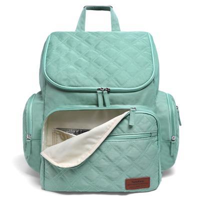 Land Diaper Bag - Green Lingge - AmyandRose