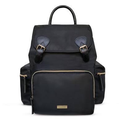 Original Land Diaper Backpack Bag - Black Tangguo - AmyandRose