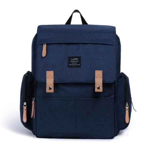 Original Land Diaper Backpack Bag - Blue Rixi - AmyandRose