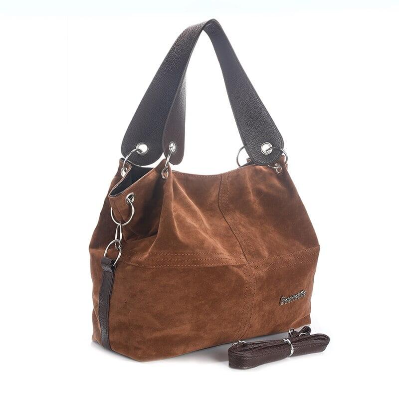 Daunavia Handbag Brown