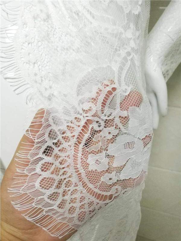 Angel Off White Maternity Dress Gown