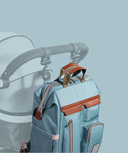 Sunveno Diaper Bag D Rink Stroller