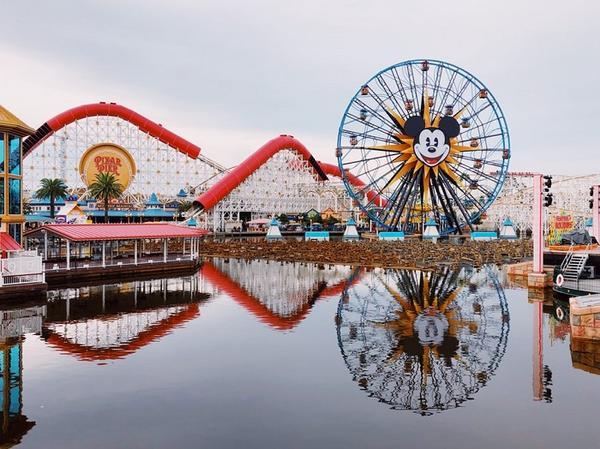 South California Disneyland