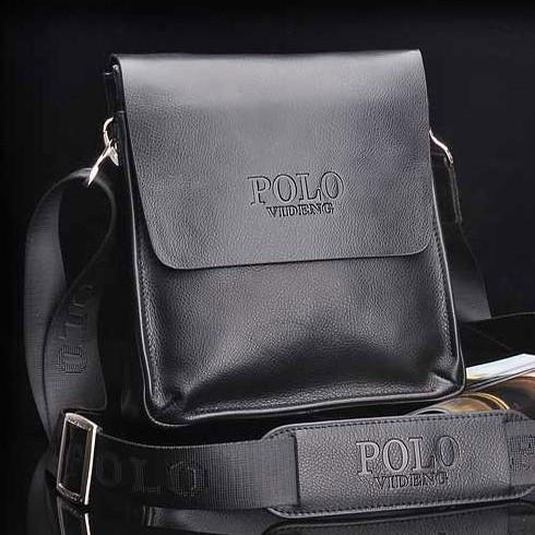 Polo Messenger Bag Feature