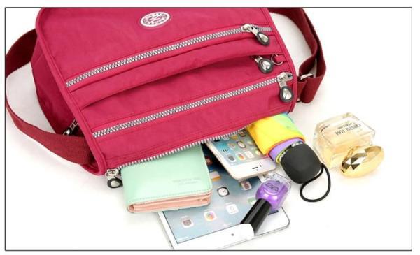 Lita Multi Compartment Handbag Purse Organizer