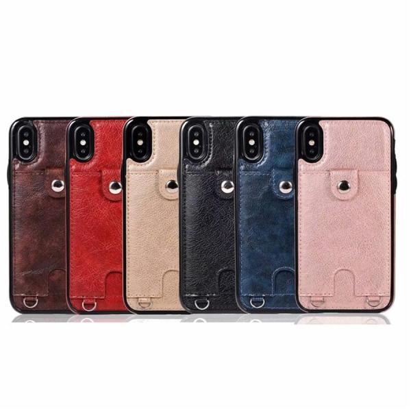 Iconic iPhone Purse Case Colors