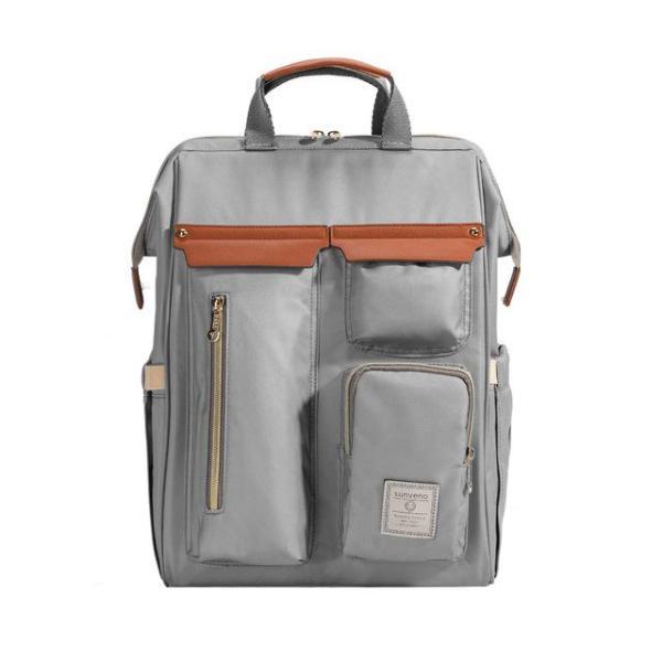 Sunveno Diaper Bag Gray