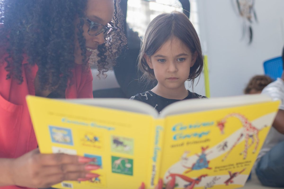 The Best Age to Start Teaching Reading