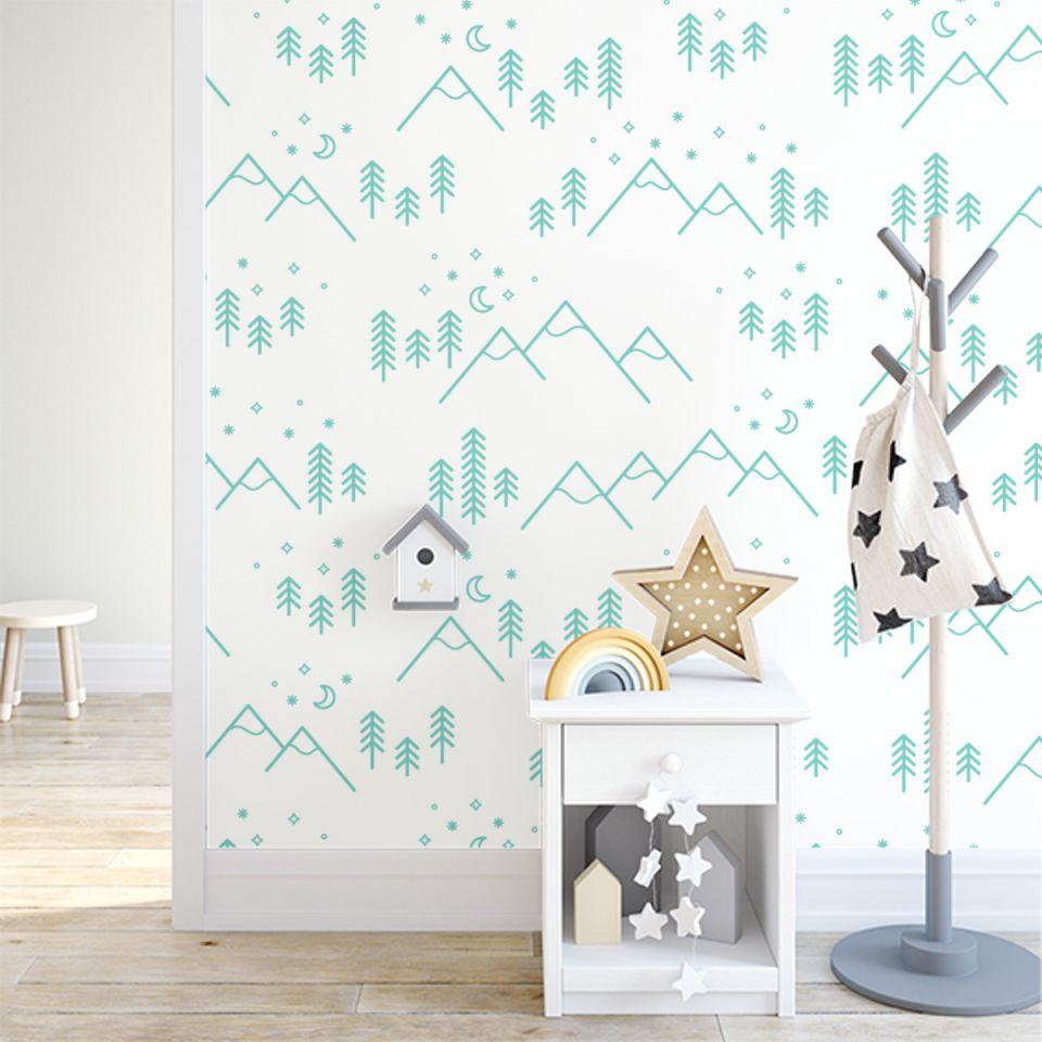 Kids Peel and Stick Wallpaper