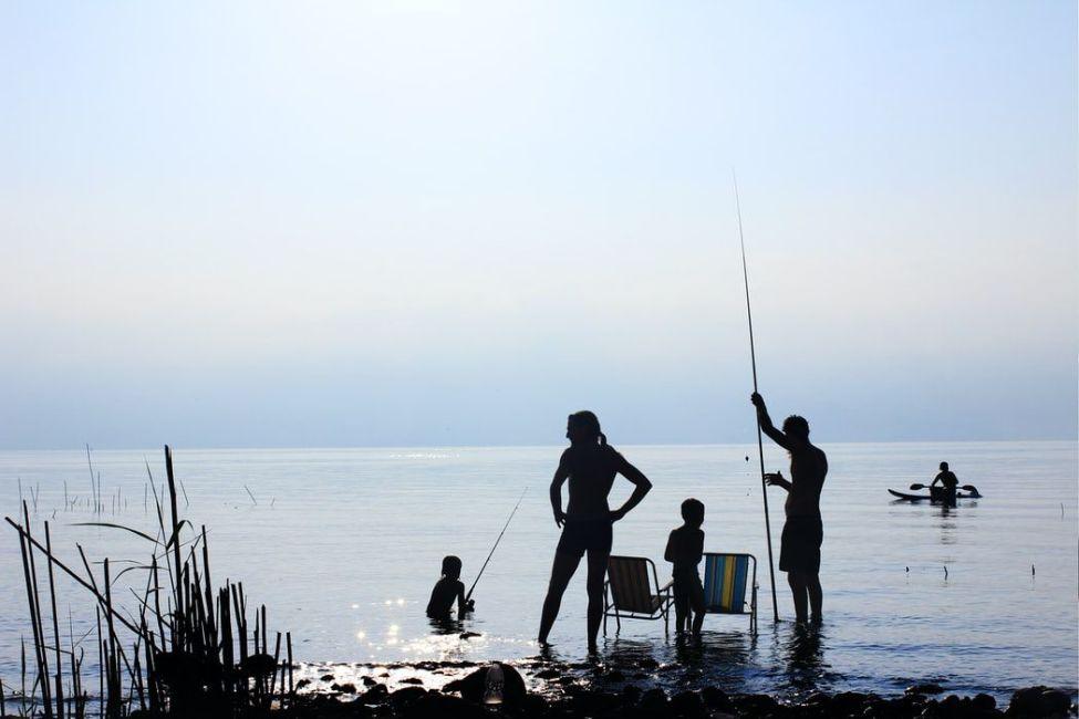 Parent Fishing
