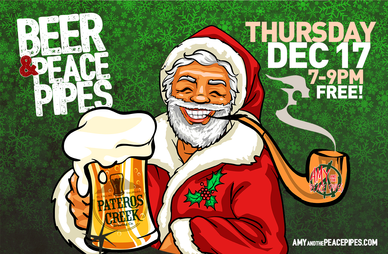 Winter Bash at Pateros Creek Brewing Company