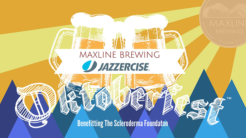 Maxline Brewing Oktoberfest featuring Amy
