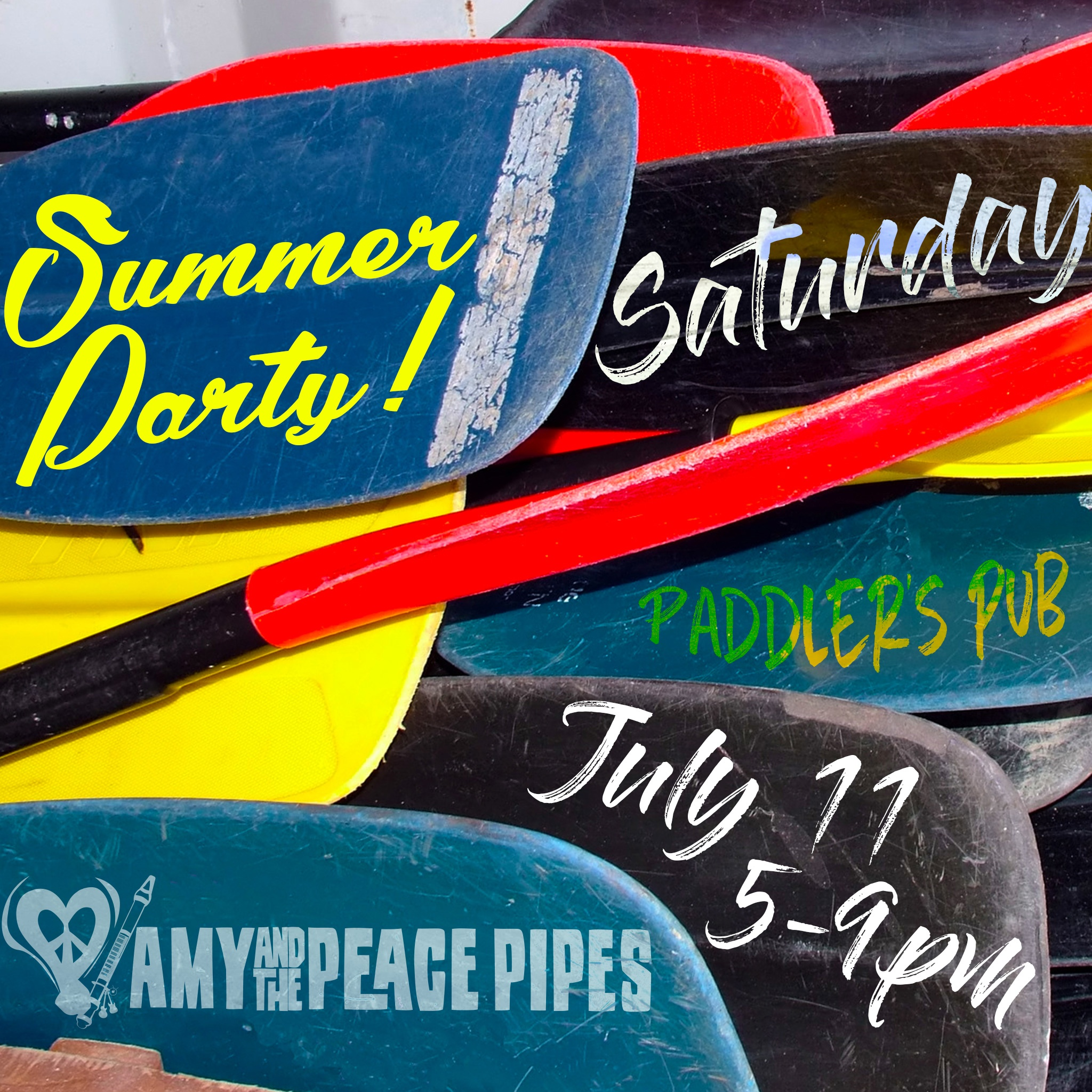 Summer Party at Paddler's Pub