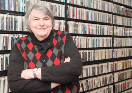 52 Phenomenal Women- photo essays by Amy Boyle Photography benefitting Dress for Success Worldwide – Central. 2019 - pictured Terri Hemmert at WXRT Chicago's Finest Rock