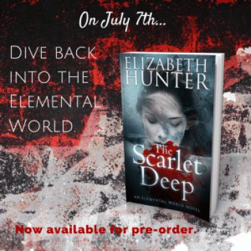 The Scarlet Deep 1