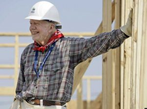 Gonna build a house with Jimmy in May!