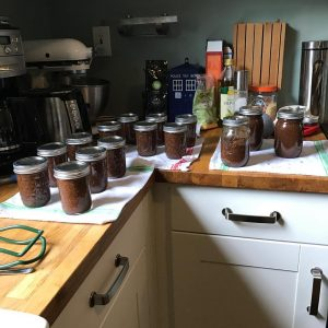 All the fig jam...