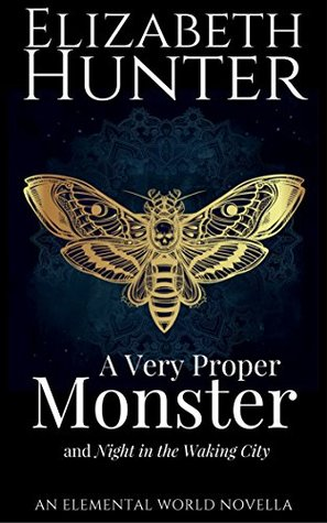 Cover of A Very Proper Monster