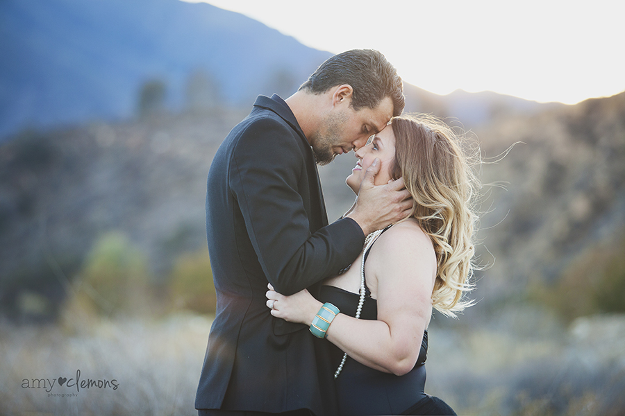 Orange County CA Engagement Photographer Amy Clemons